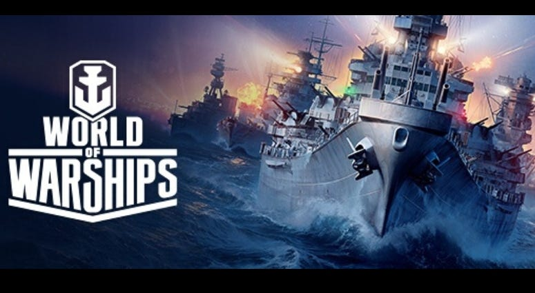 Wargaming's new World of Warships video game