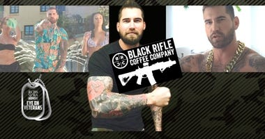 Black Rifle Coffee's Mat Best talks about coffee, videos and helping vets