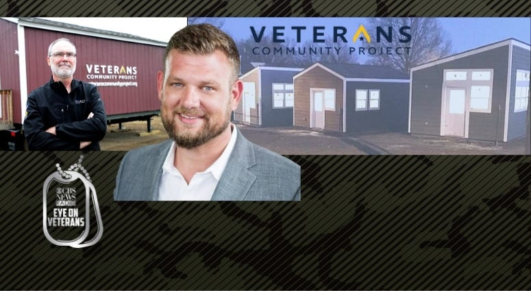 Veterans Community Project expands to Colorado, interviews with Bryan Meyer and Paul Melroy.