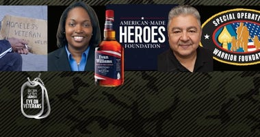Evan Williams Bourbon American Made Heroes, Special Ops Warrior Foundation and VA aid available for at risk homeless