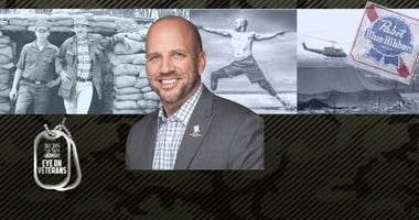 Eye on Veterans guests Yoga master Dan Nevins, Beer author John Donohue and WalletHub's Jill Gonzalez