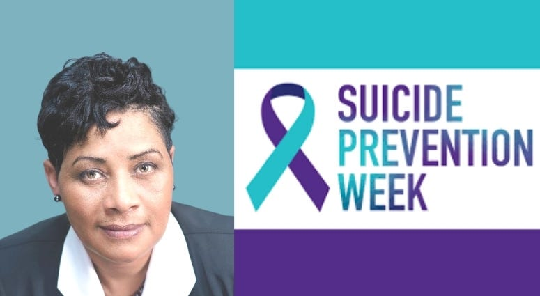 Army veteran Darlene Taylor offers counseling to prevent suicide