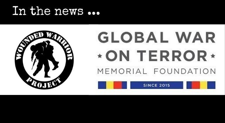 CBS Eye on Veterans talks to WWP and GWOTMF
