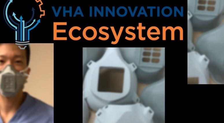 VHA Inovation Ecosystem 3D printing helps US during COVID 19