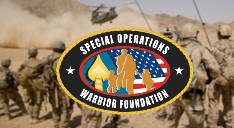 Support the Special Operations Warrior Foundation