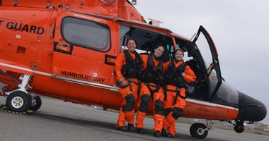 Humboldt Bay All-Female Crew