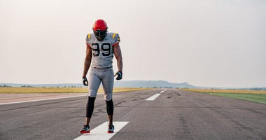 Air Force Academy Football Uniform
