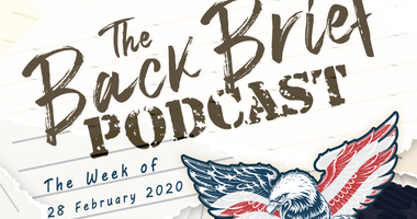The Back Brief for 28 February 2020