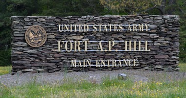 Fort AP Hill