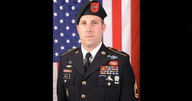 Sgt. 1st Class Michael James Goble