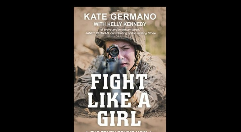 """Fight Like a Girl,"" by Kate Germano"