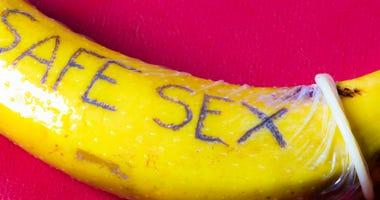 Safe Sex Banana