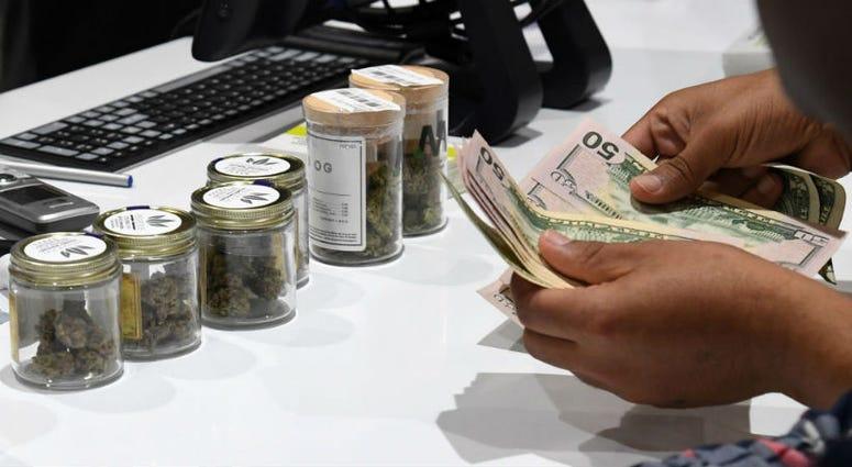 VA denies veteran home loan because of his marijuana industry job.