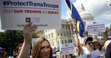 Trans Troops