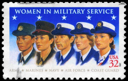 Julia Brownley Introduces Bill to Commemorate Women Veterans On Postage Stamps