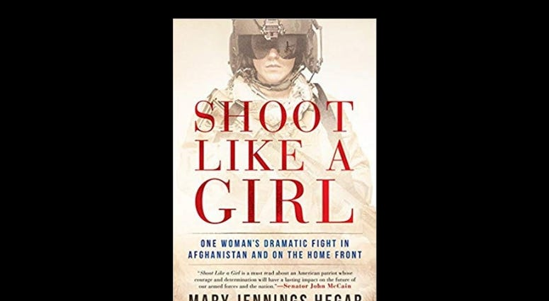 """Shoot Like a Girl: One Woman's Dramatic Fight in Afghanistan and on the Home Front,"" by MJ Hegar"