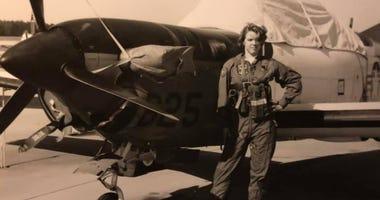 Pilot Meg Faller