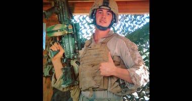 Marine Cpl. Patrick Duva