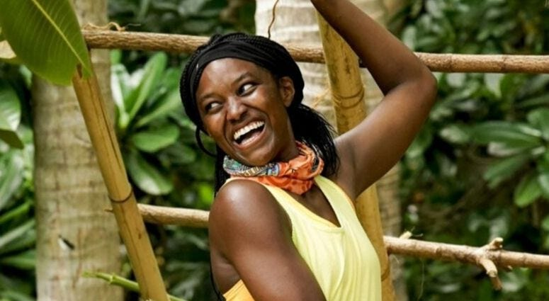 Missy Byrd on Survivor season 39 on CBS