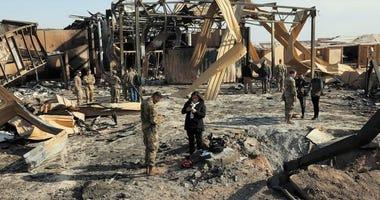 Iran Missile Strike Aftermath
