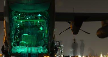 KC130 refueler