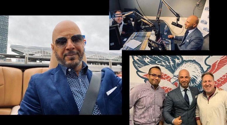 Kadhim Al-Waeli talks about the conflict with Iran on CBS Eye on Veterans