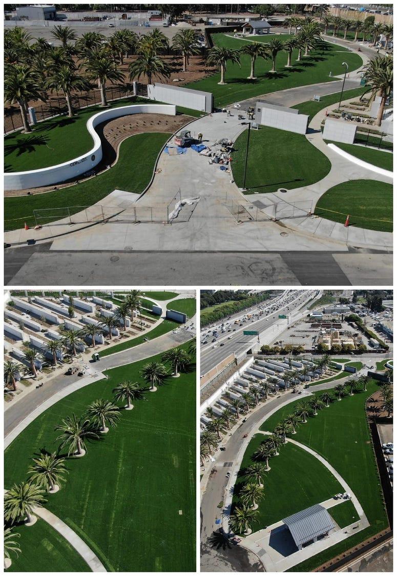 LA cemetery expansion