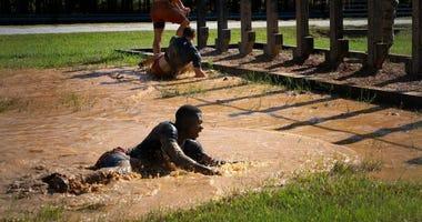 Malvesti obstacle course