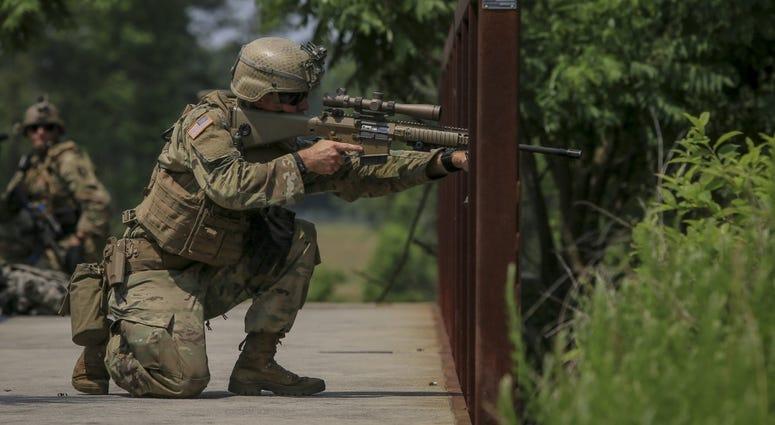 Pre deployment training