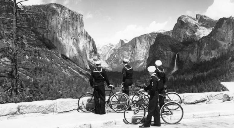 Yosemite National Park - WWII - Military