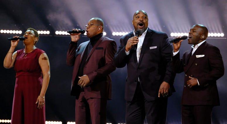 Voices of Services perform on Americas Got Talent Season Finale 2019