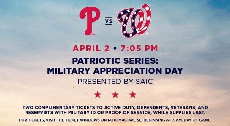 Nats, Phillies
