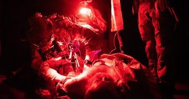 Ranger combat medics