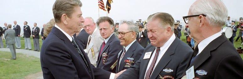 Reagan D-Day
