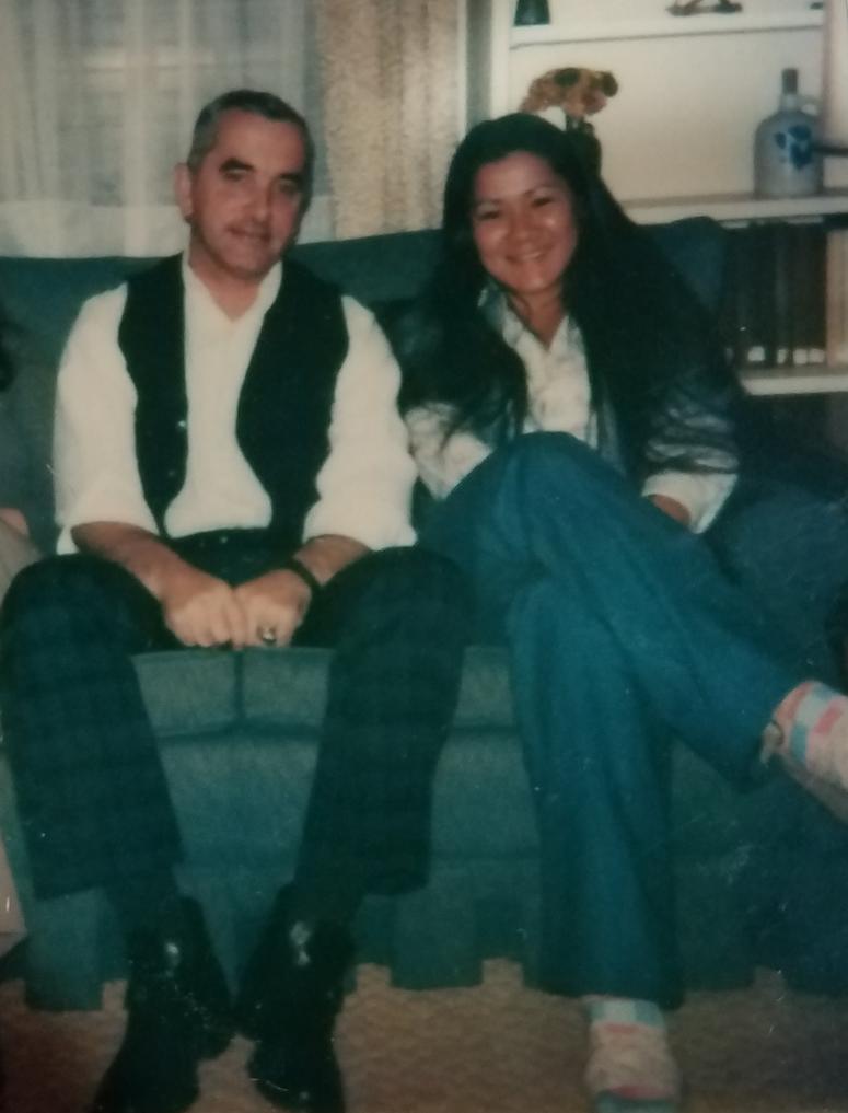 Katie and Bob Mountel