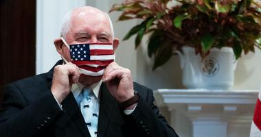 U.S. Agriculture Secretary Sonny Perdue