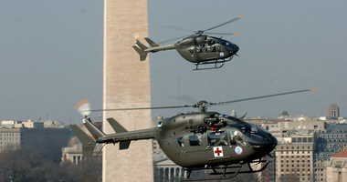 DC National Guard Helicopters