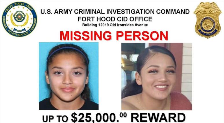 Vanessa Guillen missing