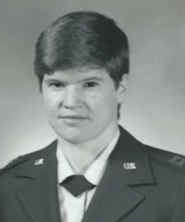 Air Force Gen. Janet C. Wolfenbarger
