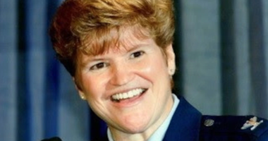 Retired Air Force Gen. Janet C. Wolfenbarger