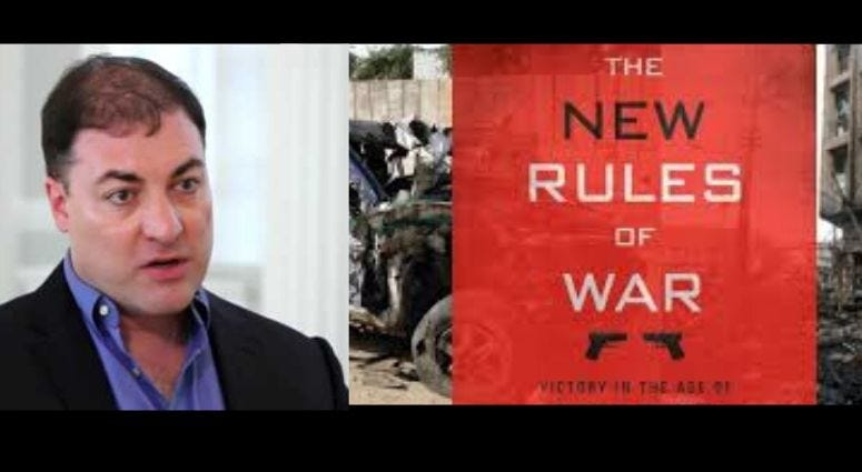 Army veteran and author  Sean McFate talks about the conflict with Iran