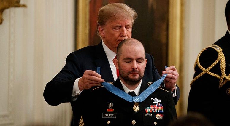 Staff Sgt. Ronald Shurer II