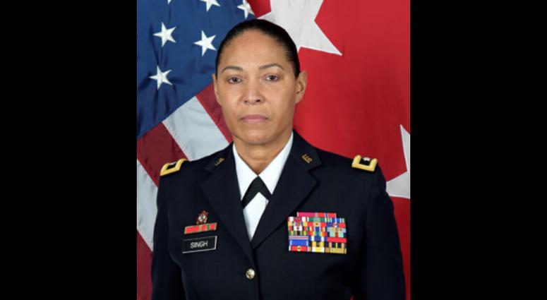Maj. Gen. Linda Singh