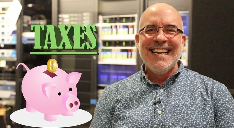 Hack the VA Taxes
