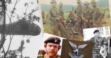 John Cronin from Vietnam to Rhodesia