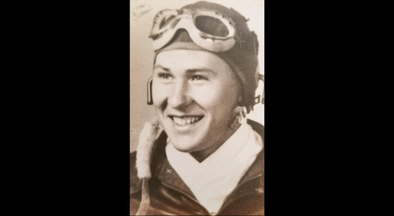 Remains of WWII pilot 2nd Lt. James R. Lord found at sea returned home after 75 years.
