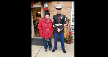 Marine Corps Toys for Tots
