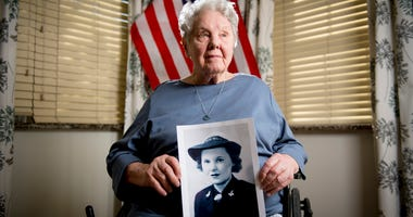 Utah WWII veteran turns 100 with memories of her war service