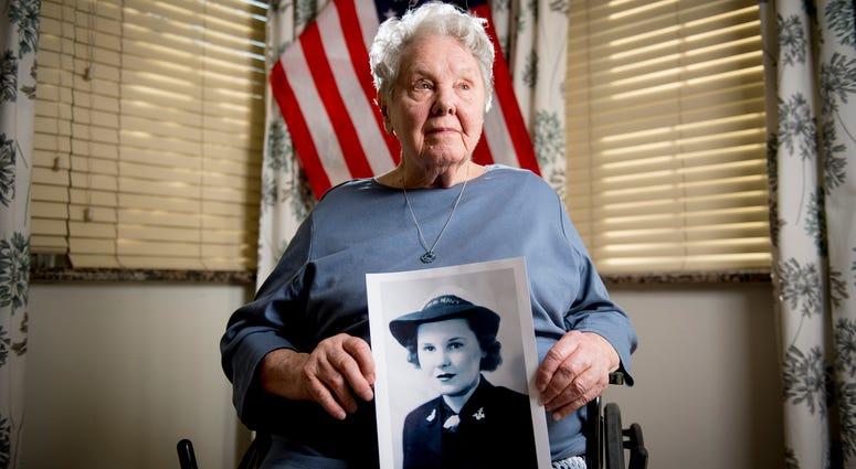 Utah WWII veteran turns 100 with memories of her war service