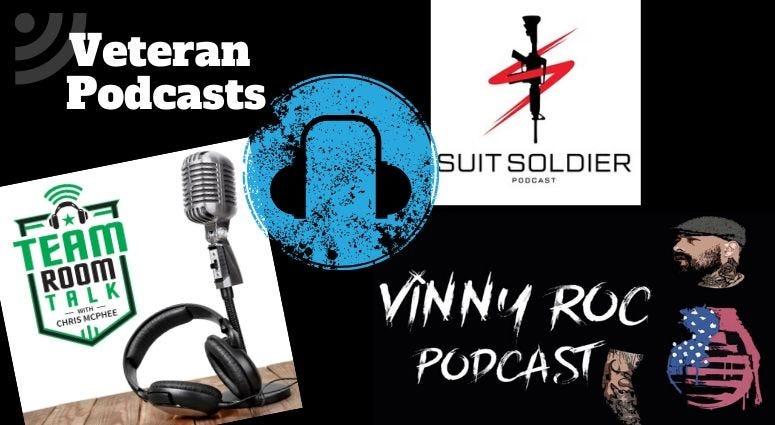Veteran podcasts in 2020